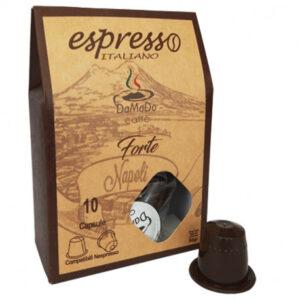 Capsules Nespresso Forte
