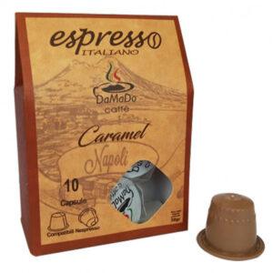 Capsules Nespresso Caramel