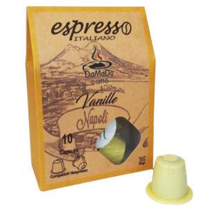 Capsules Nespresso Vanille