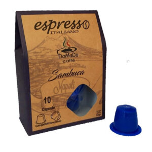 Capsules Nespresso Sambuca